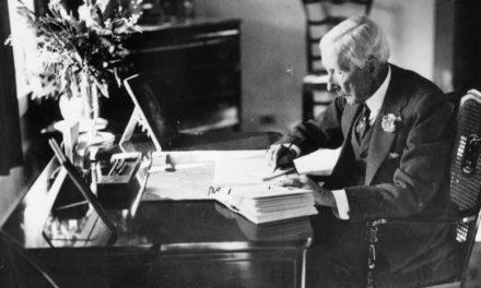 Na začátku byl Rockefeller