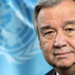 Guterres: Rozvoj po krizi musí být udržitelný