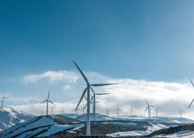 Globální spotřeba energie