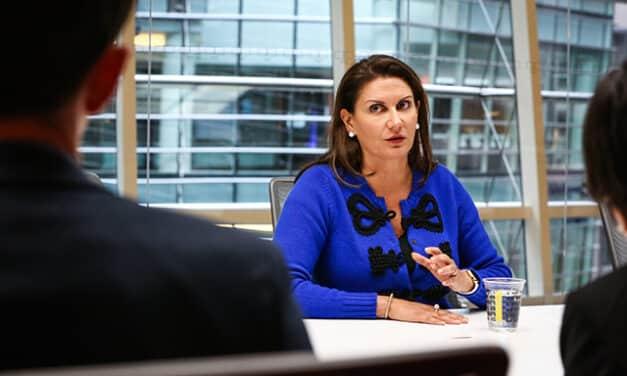 """Předsedkyně Goldman Sachs: ESG je více než jen """"trend"""""""