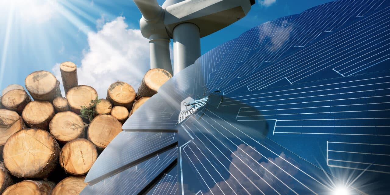 Evropské OZE vyrobily více energie než fosilní paliva