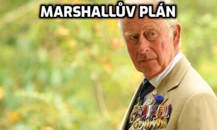 """Charlesův """"Marshallův plán"""" na záchranu planety"""