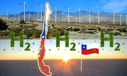 Chile jako vodíková velmoc: Do dekády chce být globální špičkou v exportu