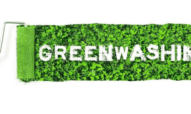 """Greenwashing aneb jak se neekologické firmy """"natírají na zeleno"""""""