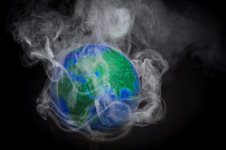 Vývoj na trhu emisních povolenek byl letos vůbec nejzajímavější
