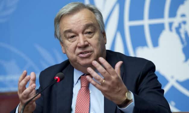 Lidstvo vede nesmyslnou válku proti vlastní planetě, varuje OSN