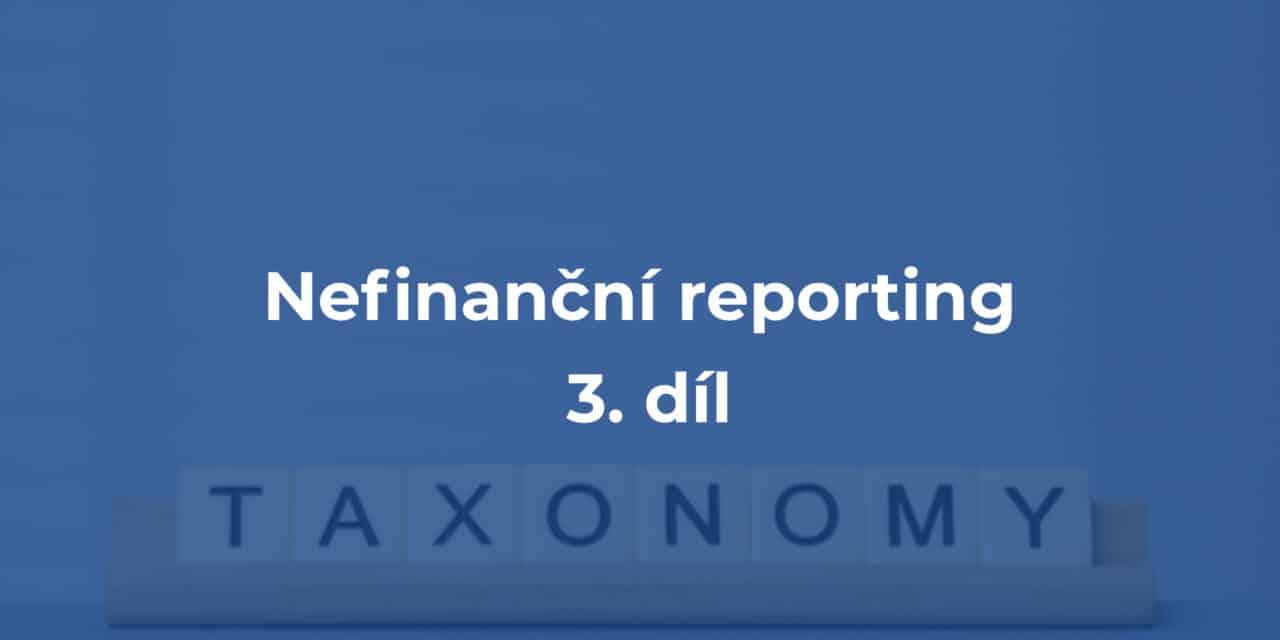Nové standardy reportování udržitelnosti navedou firmy na klíčová data a pomůžou se získáním financování